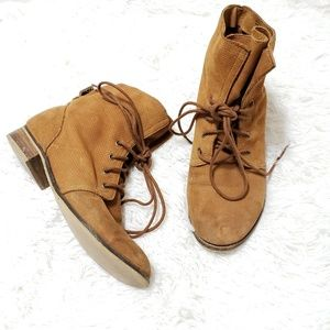 Aldo | Lace Up Combat Boots - High Tops